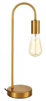 Astoria Desk Lamp - Brass Base