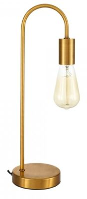 AStoria Desk Lamp In Brass 2