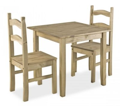 Two Person Mexican Style Dining Set