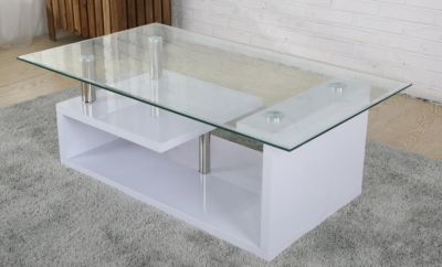Aspen Designer High Gloss Coffee Table