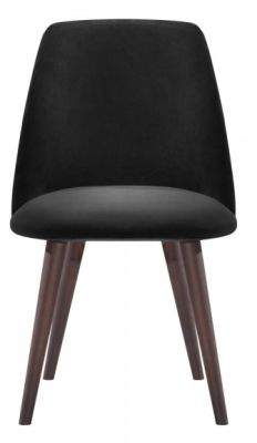 Black Velvet Dining Chair Paxto Online Reality