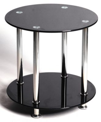 Black glass lamp table polo online reality polo black glass coffee or lamp table mozeypictures Gallery