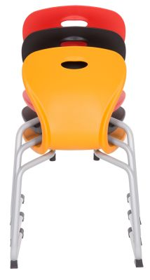 Solar Rear Cantilver Chair Stacked