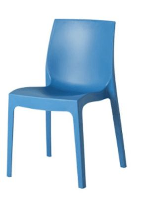 Presto Contemporary Poly Chairs Blue