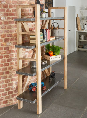Sora-large-bookcase-angle-view