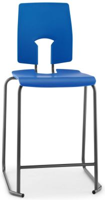 SE Classic Multi Use Stool In Blue