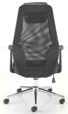 Fortrum Executive Mesh Chair Rear View