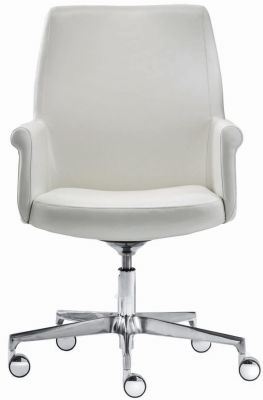 Andy Medium Back Executive Chair Front View