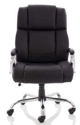 Texla Leather Executive Chair Front View
