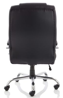 Texla Leather Executive Chair Rear View