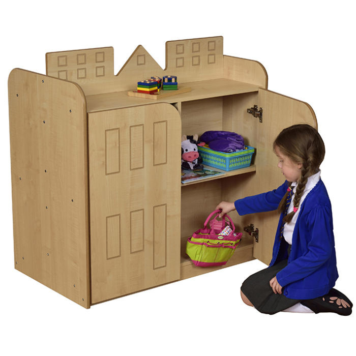 An image of Celet Cityscape Bookcase/Playhouse