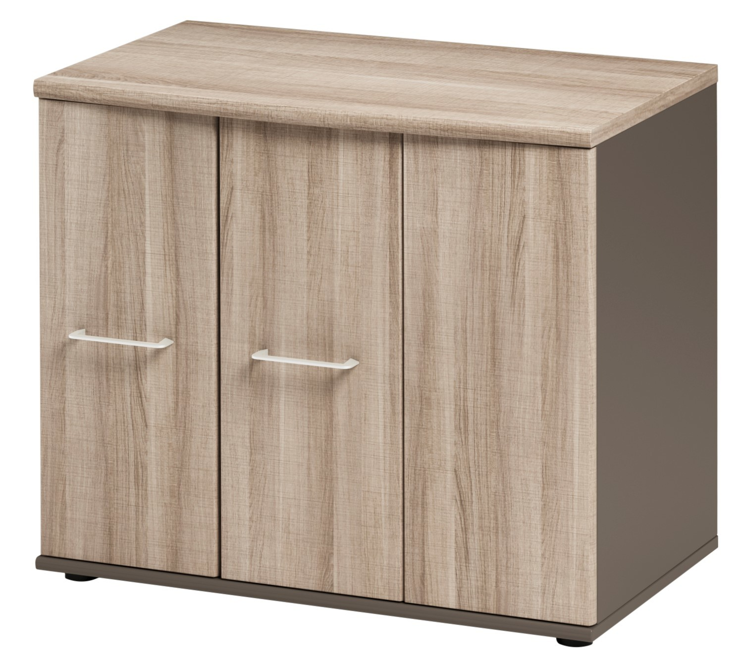 An image of Jazz Low Cupboard with Folding Doors