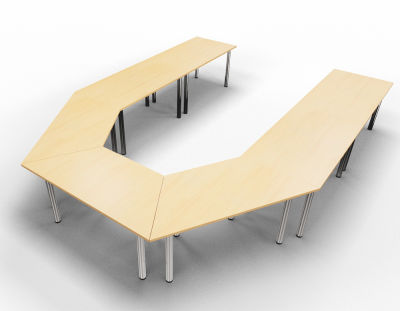 Advantage Horseshoe Beech Top Angle