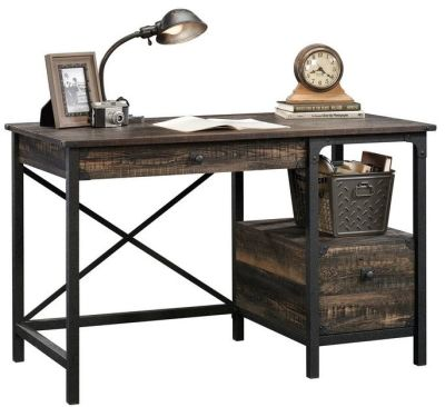 Wrought Iron Foundry Desk