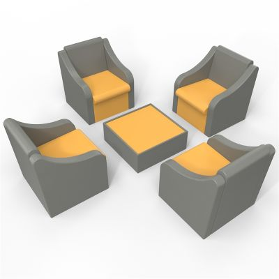 Forum Anti Bacterial Modular Sofa Bundle 2