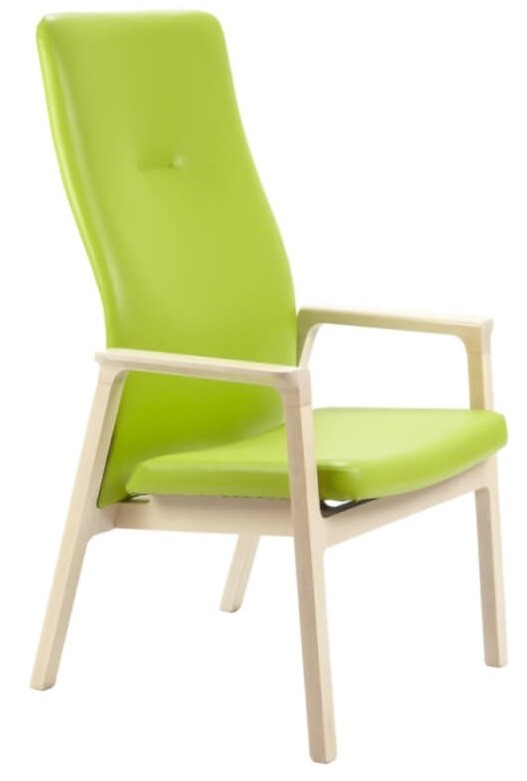 An image of Trent High Back Patient Chair