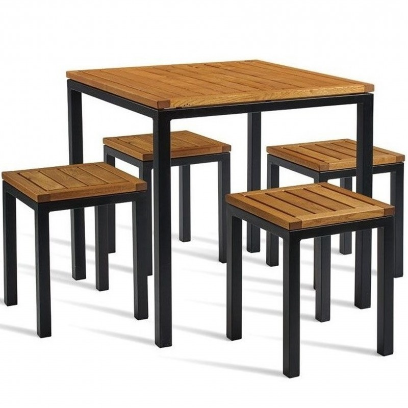 An image of Metro Outdoor Patio Set