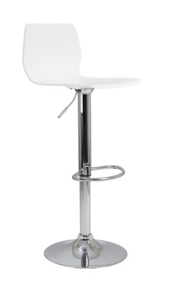 Atomic Height Adjustable Bar Stools