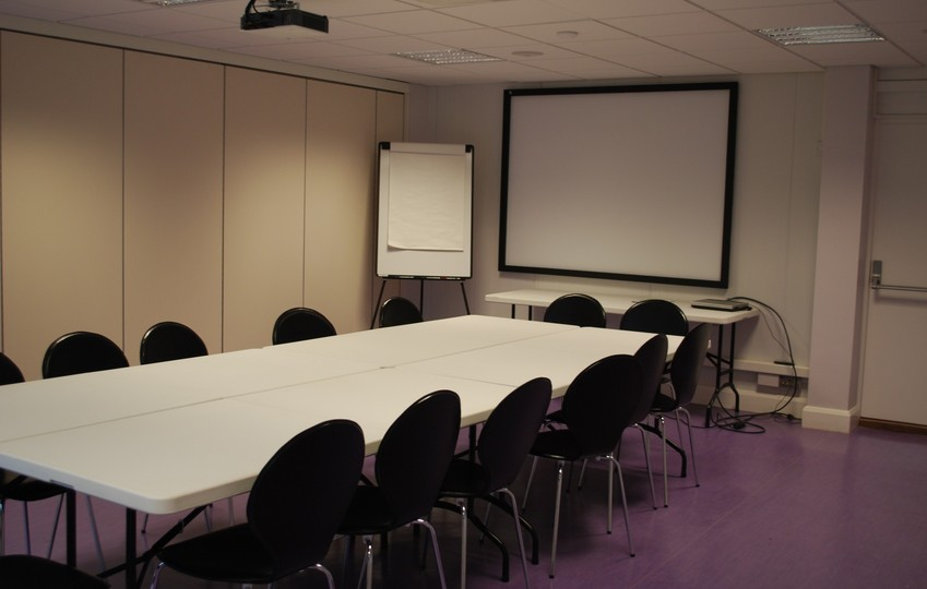 Discovery meeting room