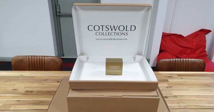 Cotswold Collections Bespoke Box