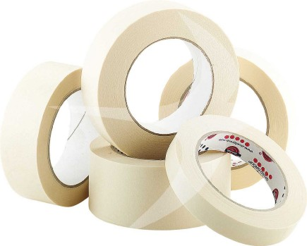 Low Bake Masking Tape
