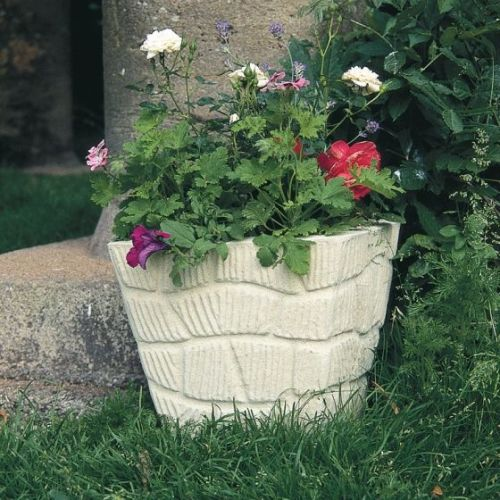 Paved Planter