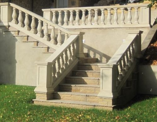 Regency Balustrade