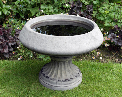 Edwardian Bird Bath