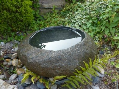 Basin Bird Bath - Small
