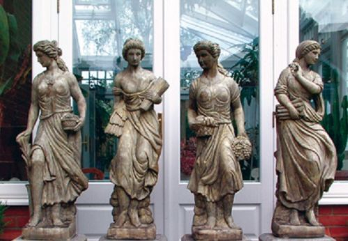 Four Large Maidens