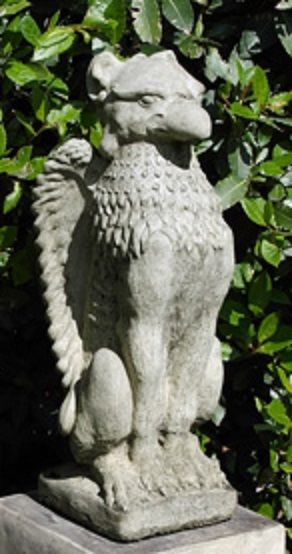 Upright Griffin