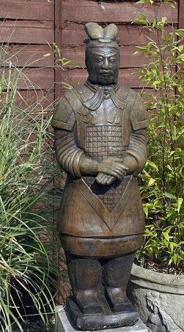 Umber Terracotta Warrior