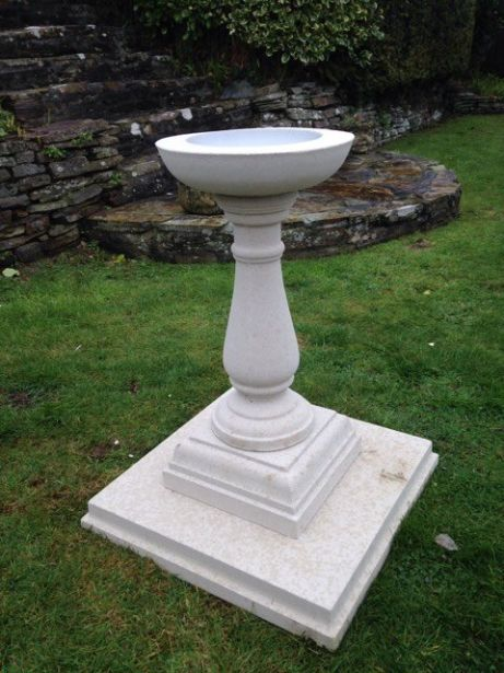 Kingsbridge Bird Bath