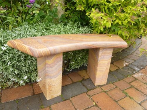 Regis Curved Bench