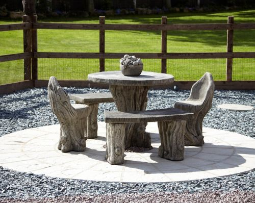 Woodland Patio Set