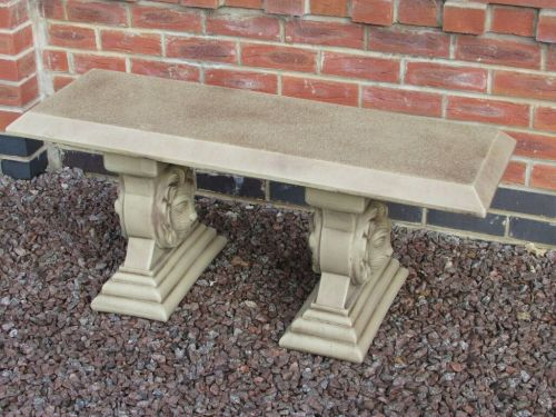 Lion Straight Bench