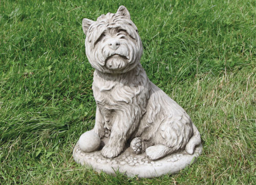 Large West Highland Terrier