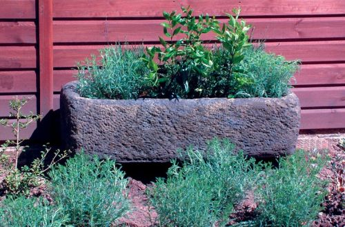 Rustic Trough