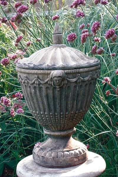 Olympic Urn with Lid