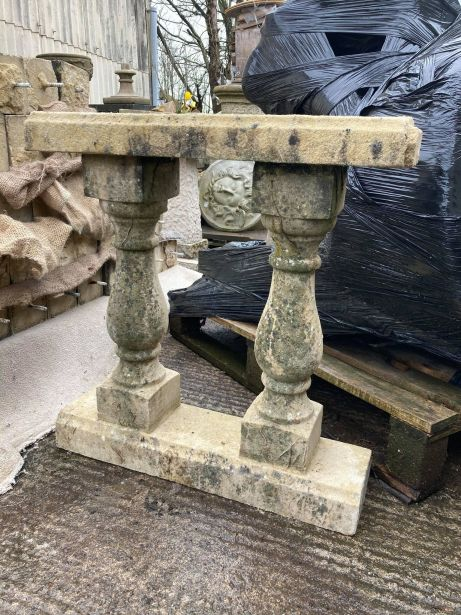 Reclaimed Balustrade