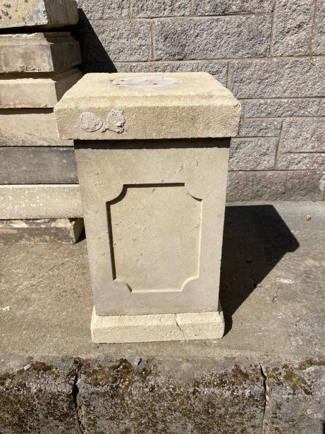Reclaimed Plinth