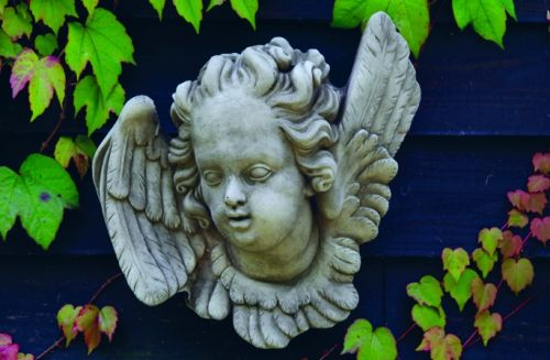 Angel Wall Plaque