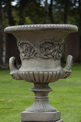 Large Urn With Handles