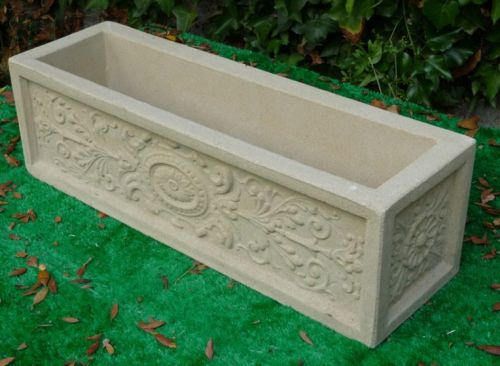 Decorative Trough