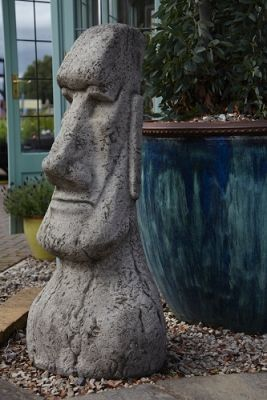 Mega Easter Island Head