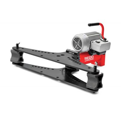 "RIDGID 3813E 3""nb 110v pipe-bender"