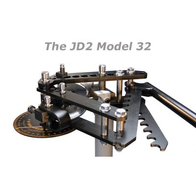 JD2 Model 32 Tube Bender