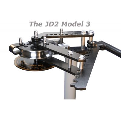 JD2 Model 3 Tube Bender