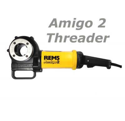 "REMS Amigo 2 Threader 1/2"" to 2""BSPT Kit"
