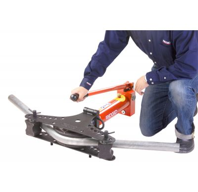 "RIDGID HB383 3""nb Hydraulic Pipe Bending Machine"